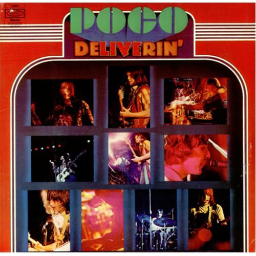 Poco Deliverin Uk Vinyl Lp Album Lp Record 417407