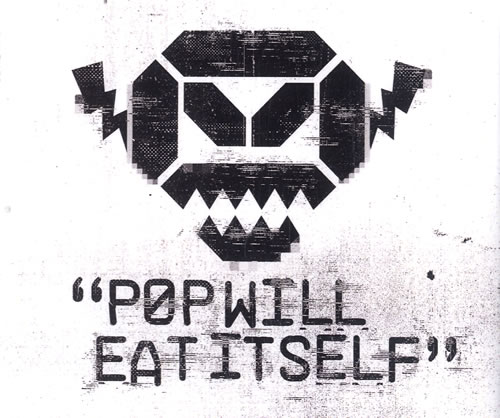 Pop Will Eat Itself New Noise Designed By a Sadist CD-R acetate UK PWECRNE548013