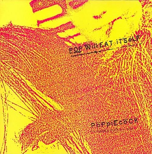 Pop Will Eat Itself Poppiecock - The Poppies Play 5 A Side vinyl LP album (LP record) UK PWELPPO544399