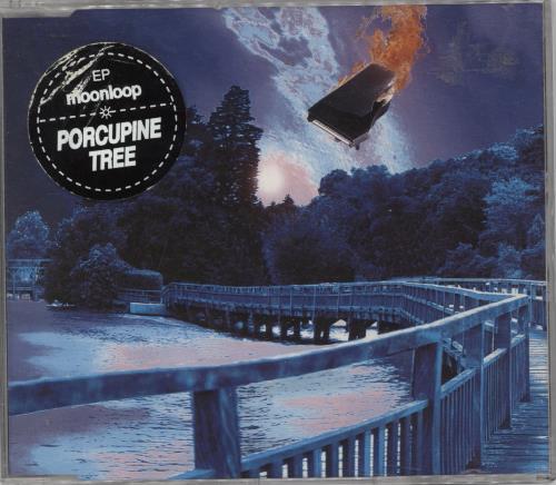 "Porcupine Tree Moonloop EP CD single (CD5 / 5"") UK PCUC5MO767961"