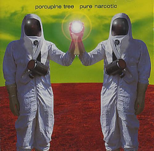 "Porcupine Tree Pure Narcotic CD single (CD5 / 5"") UK PCUC5PU266758"