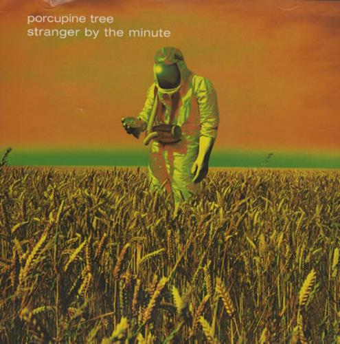 """Porcupine Tree Stranger By The Minute CD single (CD5 / 5"""") UK PCUC5ST266755"""