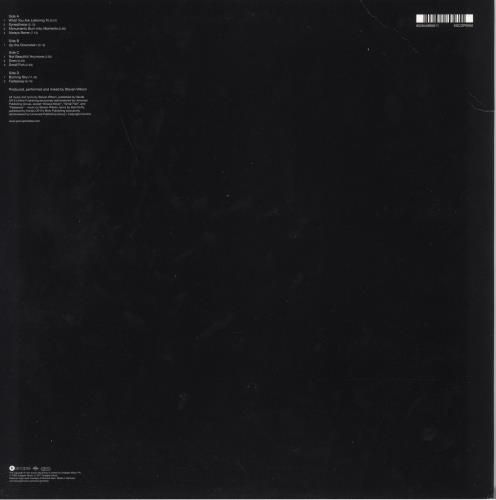 Porcupine Tree Up The Downstair - 180gm Purple Vinyl 2-LP vinyl record set (Double Album) UK PCU2LUP739818