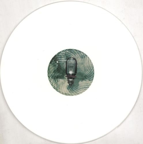 Porcupine Tree Voyage 34: The Complete Trip - White Vinyl 2-LP vinyl record set (Double Album) UK PCU2LVO739817