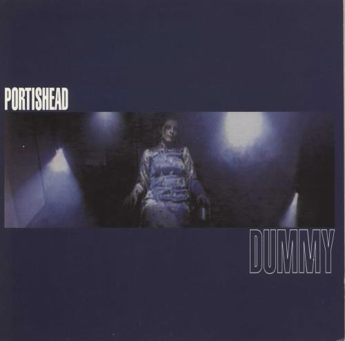 Portishead Dummy - 1st - EX vinyl LP album (LP record) UK PSHLPDU647068