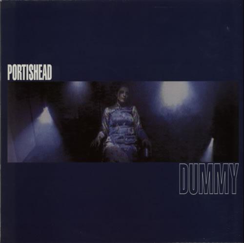 Portishead Dummy - 1st vinyl LP album (LP record) UK PSHLPDU214303
