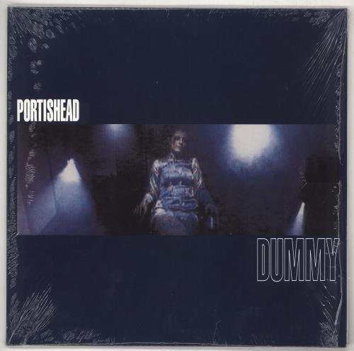 Portishead Dummy - Sealed vinyl LP album (LP record) UK PSHLPDU434945
