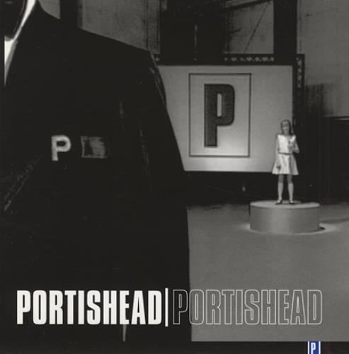 Portishead Portishead CD album (CDLP) UK PSHCDPO403783
