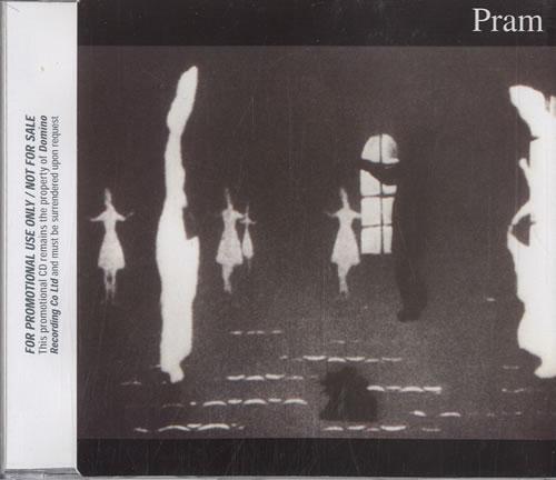 Pram Dark Island CD album (CDLP) UK PZACDDA579744