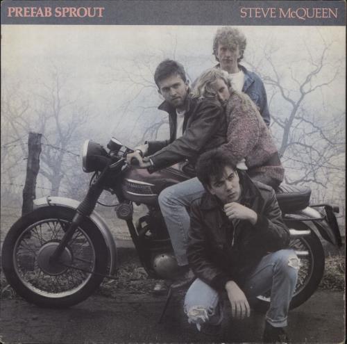 Prefab Sprout Steve McQueen vinyl LP album (LP record) UK PRELPST197611
