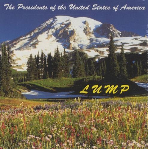 "Presidents Of The USA Lump CD single (CD5 / 5"") Austrian PSAC5LU82782"