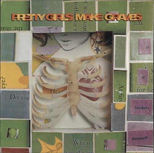 Pretty Girls Make Graves Good Health vinyl LP album (LP record) UK PGMLPGO734498