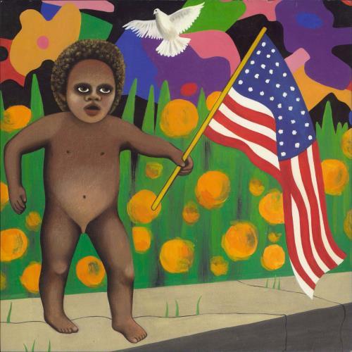 "Prince America - Shrink 12"" vinyl single (12 inch record / Maxi-single) US PRI12AM775171"