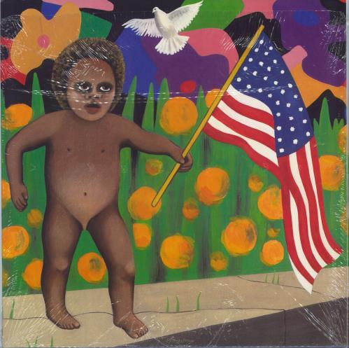 """Prince America 12"""" vinyl single (12 inch record / Maxi-single) US PRI12AM624217"""
