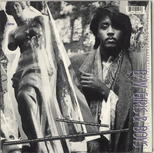 "Prince Anotherloverholenyohead - Sealed 12"" vinyl single (12 inch record / Maxi-single) US PRI12AN713101"