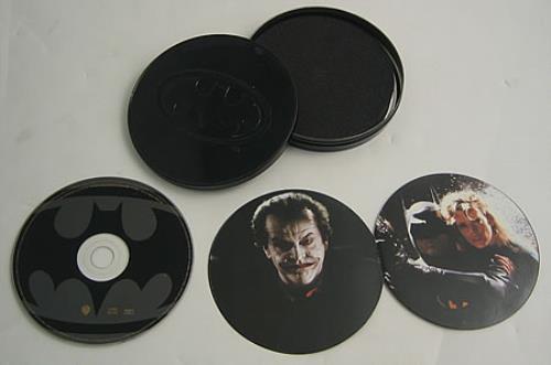 Prince Batman - Metal Tin CD album (CDLP) UK PRICDBA401353