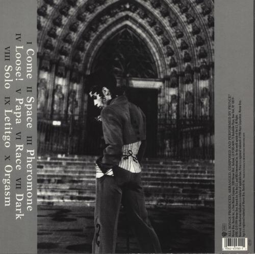 Prince Come vinyl LP album (LP record) German PRILPCO31566