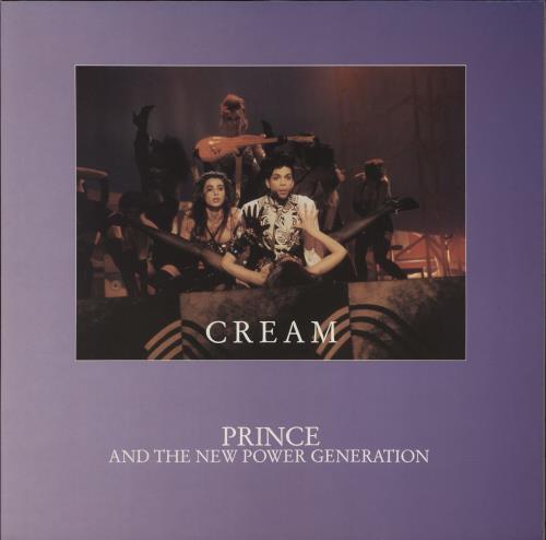 Prince Cream German 12 Quot Vinyl Single 12 Inch Record
