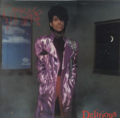 "Prince Delirious - Poster Sleeve 7"" vinyl single (7 inch record) US PRI07DE03186"