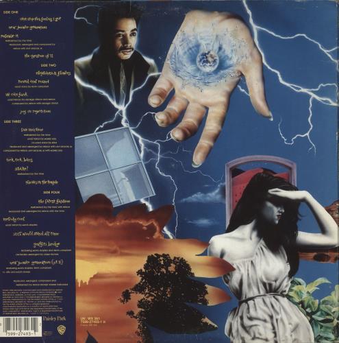 Prince Graffiti Bridge - EX 2-LP vinyl record set (Double Album) UK PRI2LGR719243