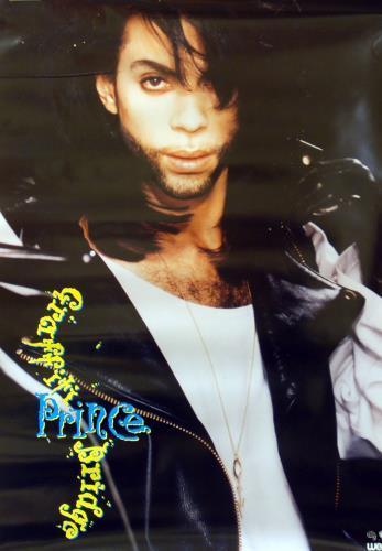 Prince Graffiti Bridge Poster poster UK PRIPOGR09709