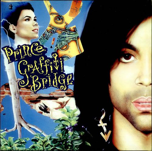 Prince Graffiti Bridge 2-LP vinyl record set (Double Album) UK PRI2LGR03416
