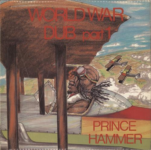 Prince Hammer World War Dub Part 1 - Baby Mother Label vinyl LP album (LP record) UK P5KLPWO690043