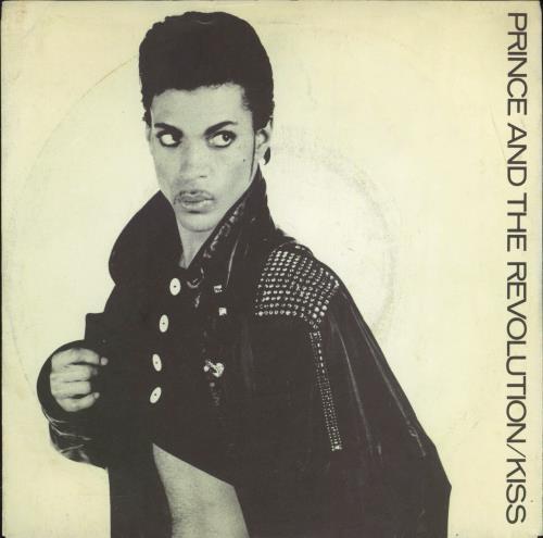 "Prince Kiss + Sleeve - Solid - EX 7"" vinyl single (7 inch record) UK PRI07KI29237"