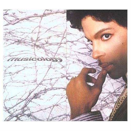 Prince Musicology UK CD album (CDLP)