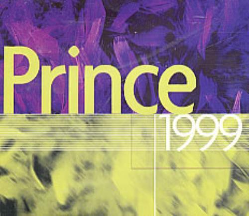 """Prince Nineteen Ninety Nine CD single (CD5 / 5"""") German PRIC5NI128360"""
