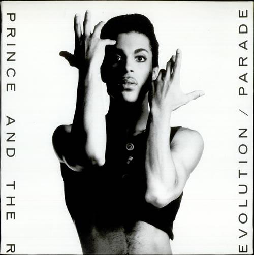 Prince Parade vinyl LP album (LP record) UK PRILPPA03417