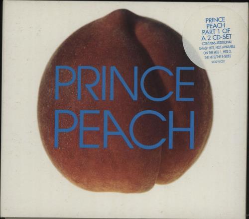 """Prince Peach - Part 2 CD single (CD5 / 5"""") UK PRIC5PE22736"""