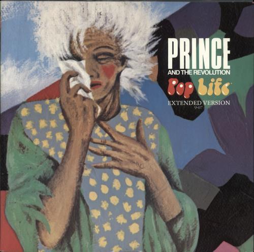 Prince Pop Life Extended Version Uk 12 Quot Vinyl Single 12