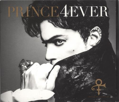 Prince Prince 4Ever 2 CD album set (Double CD) UK PRI2CPR664688