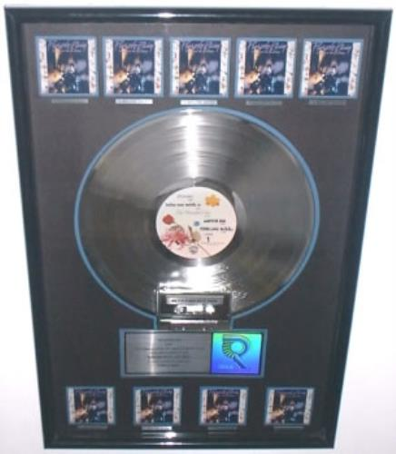 Prince Purple Rain - 9 X Platinum award disc US PRIAWPU133385