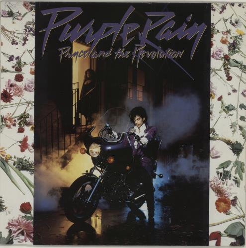 Prince Purple Rain - Purple Vinyl + Poster vinyl LP album (LP record) German PRILPPU03411