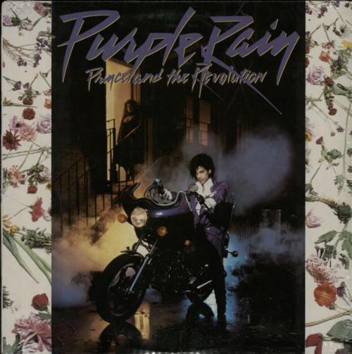 Prince Purple Rain - RCA Record Club - Sealed vinyl LP album (LP record) US PRILPPU598722