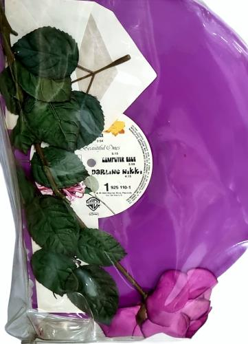 Prince Purple Rain Avant de Dormir Promotional Bag memorabilia UK PRIMMPU738487
