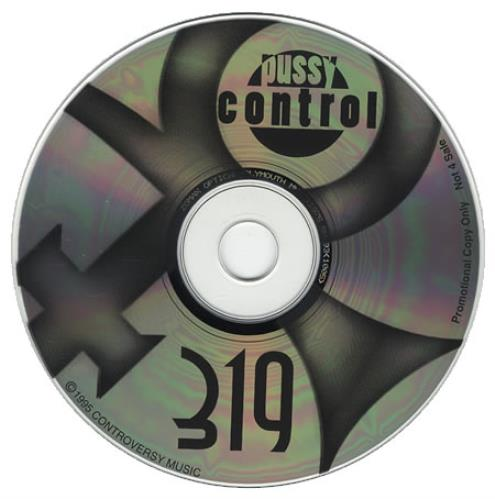 "Prince Pussy Control CD single (CD5 / 5"") US PRIC5PU120041"