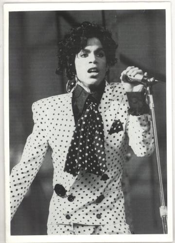 Prince Revolution - September/October 1988 fanzine UK PRIFARE734318