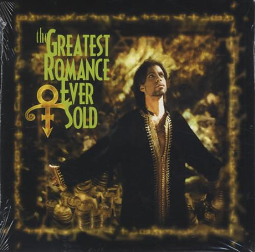"""Prince The Greatest Romance Ever Sold CD single (CD5 / 5"""") US PRIC5TH146334"""