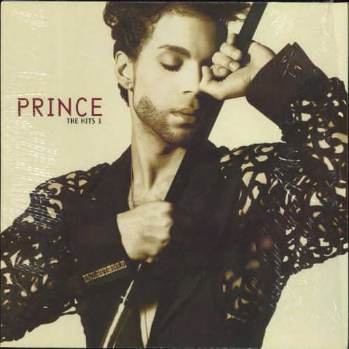 Prince The Hits 1 - Shrink 2-LP vinyl record set (Double Album) German PRI2LTH773631