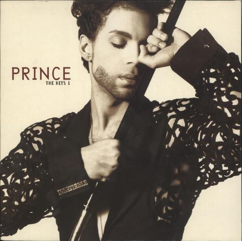 Prince The Hits 1 2-LP vinyl record set (Double Album) German PRI2LTH174642