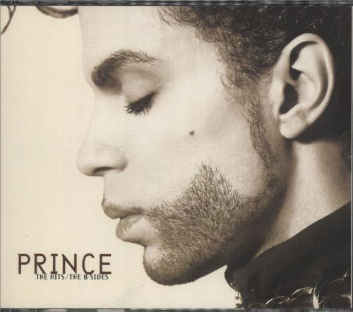 Prince The Hits And B-Sides 3-CD album set (Triple CD) German PRI3CTH745042