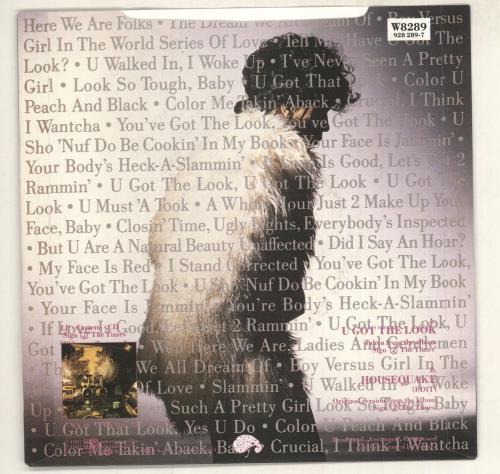 "Prince U Got The Look 7"" vinyl single (7 inch record) UK PRI07UG734227"