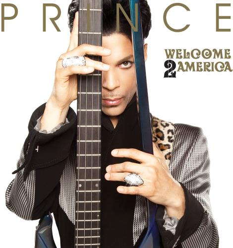 Prince Welcome 2 America - Deluxe Edition [2LP/1CD/Blu-Ray] - Sealed box set UK PRIBXWE772790