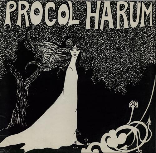 Procol Harum Procol Harum vinyl LP album (LP record) UK PRHLPPR119648