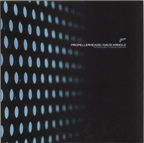 "Propellerheads On Her Majesty's Secret Service 12"" vinyl single (12 inch record / Maxi-single) UK P-H12ON429873"