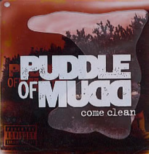 Puddle Of Mudd Come Clean UK CD album (CDLP) (214166)