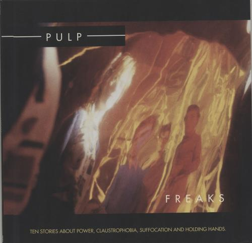 Pulp Freaks - 2015 Issue - 180gram Vinyl 2-LP vinyl record set (Double Album) UK PUL2LFR685011